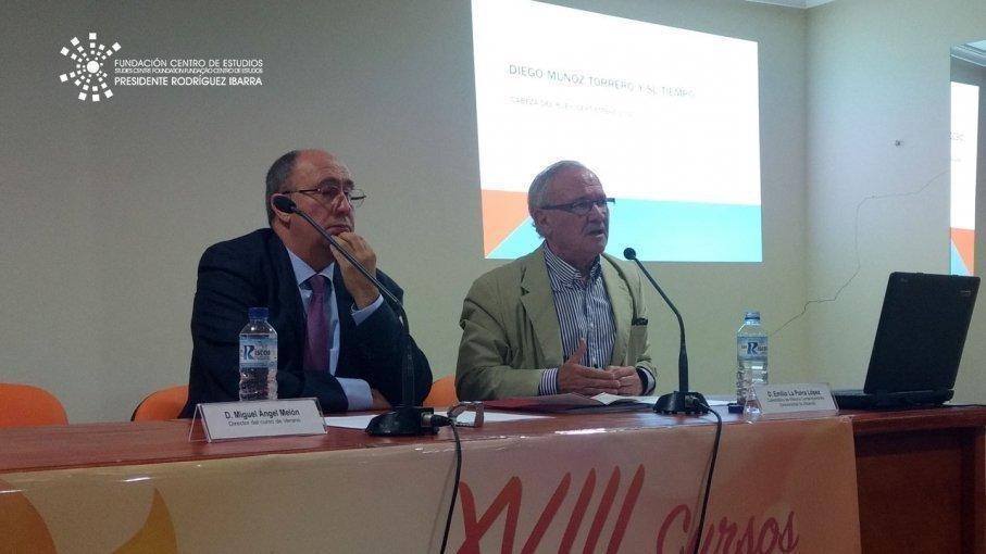 Conferencia Emilio La Parra