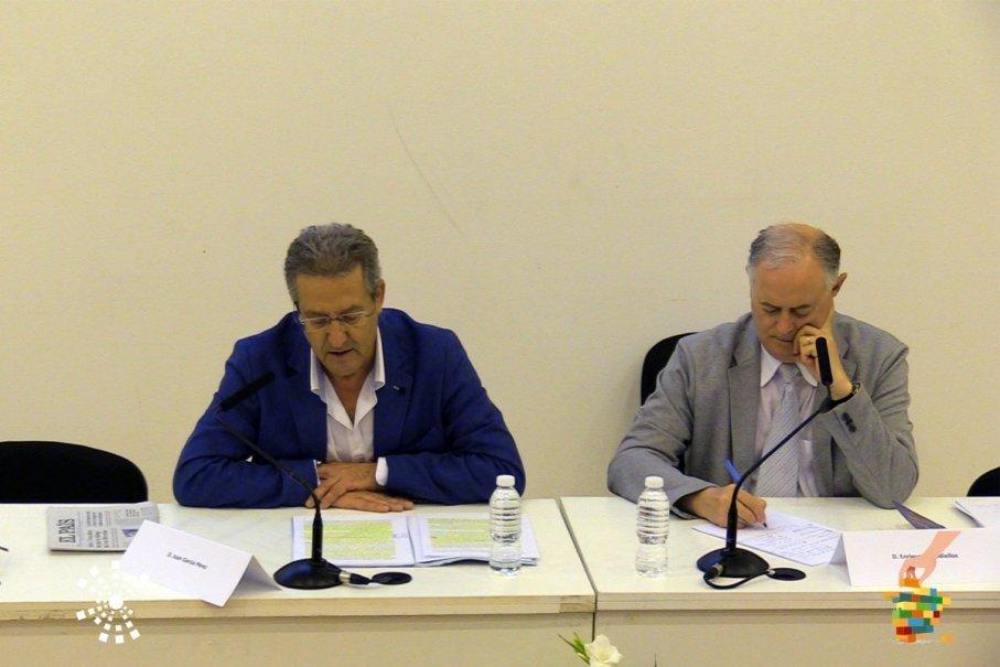 Tercera ponencia - D. Juan García Pérez